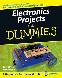 Download Electronics Projects For Dummies Torrent