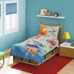 bubble guppies bedding themed bedroom ideas
