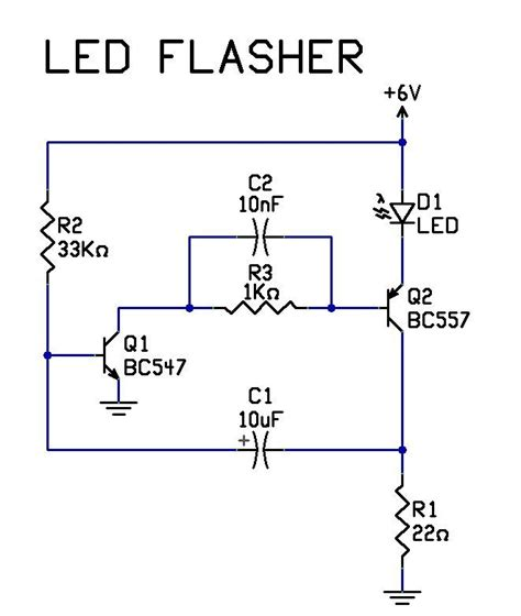 Image Result For Basic Electrical Circuit Led
