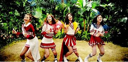 Velvet Kpop Concept Happiness Cheerleader Mature Natural