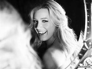 beautiful, black and white, blake lively, celebrity ...