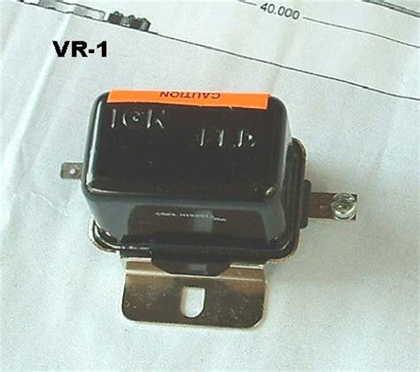 fbo systems voltage regulator mopar elctronic regulator