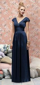 color inspiration midnight blue and navy wedding ideas With midnight blue dress for wedding