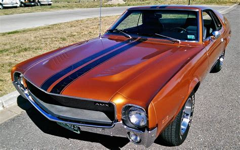 The service costs $8.99/month after a seven day free trial, and it is available to watch on amazon prime video channels and apple channels. Ready to Go: 1969 AMC AMX