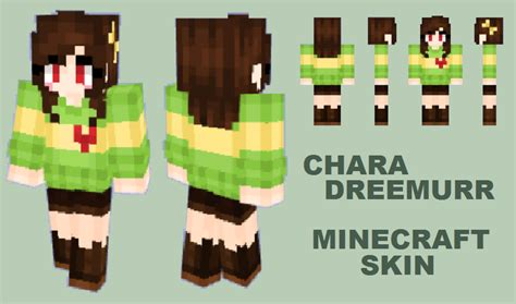 Undertale Minecraft Skin