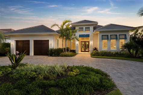 Florida House Plan With Indooroutdoor Living  86023bw