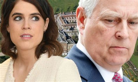 Royal row: How Princess Eugenie could be FORCED to move ...