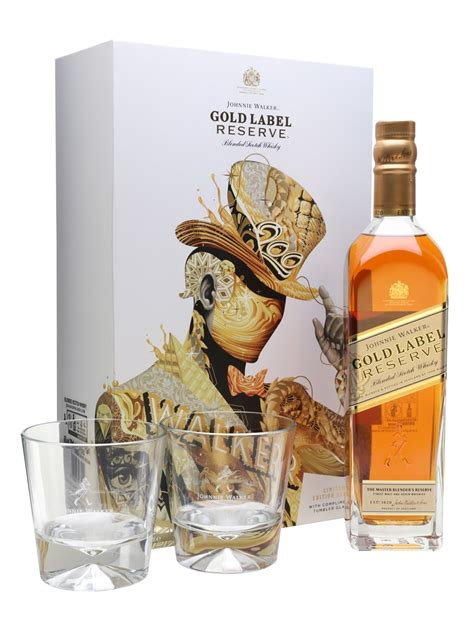 price of a blender johnnie walker gold label reserve gift pack the whisky