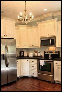 elegant kitchen light cabinets with dark countertops 48 2135