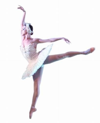 Ballet Dancer Ballerina Transparent Background Silhouette
