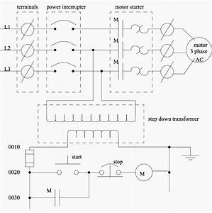 A Motor Controller Schematic