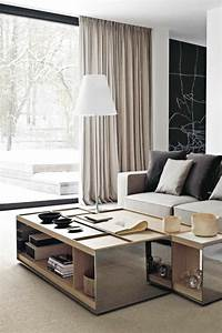 Moderne Gardinen Wohnzimmer : raffrollo wohnzimmer modern ~ Sanjose-hotels-ca.com Haus und Dekorationen