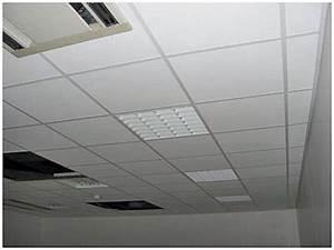 Dalle Plafond Polystyrene : prix dalle plafond 60x60 maison travaux ~ Premium-room.com Idées de Décoration