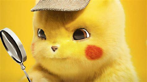 pokemon detective pikachu    p