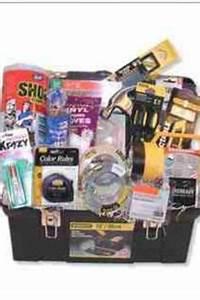 Holiday Gift Idea DIY Manicure Gift Basket