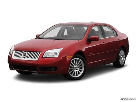2007 Mercury Milan by 2007 Mercury Milan Photos Informations Articles