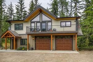 Revelstoke Coach House Timber Frame Design – Streamline Design