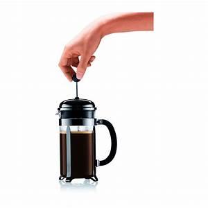 Machine À Café À Piston : cafeti re piston bodum chambord inox 0 35l 3 tasses 1923 16 cafeti res piston caf s querry ~ Melissatoandfro.com Idées de Décoration