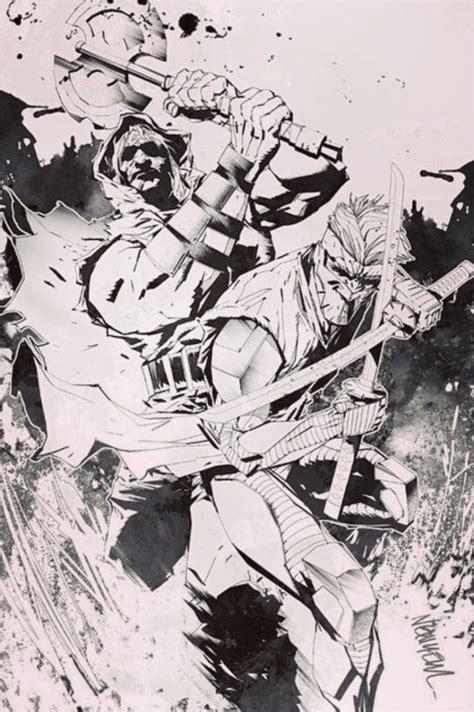 Eternal Warrior and Ninjak VS Talon and Bane - Battles ...