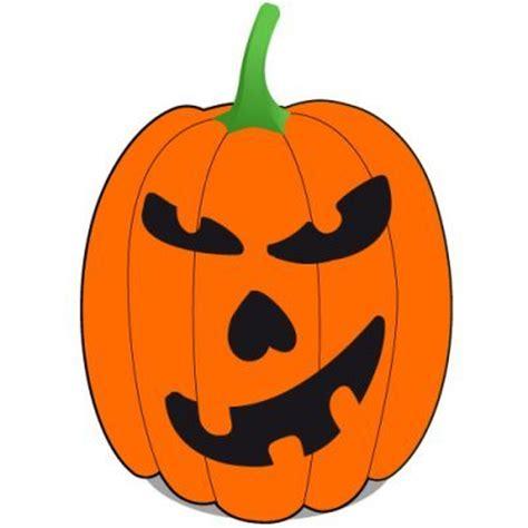 Halloween Kürbisgesichter schnitzen  Vorlagen zum
