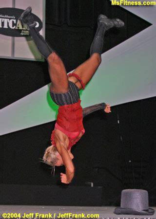 Marija Savic-Sreckovic 2005 Ms. Fitness Competitor