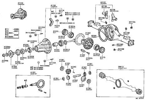 toyota hiace van comuteryhrv jrbq powertrain chassis