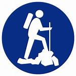 Trail Broomfield Usage Icon Hiker Trails Using