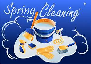Sparkly Spring Cleaning Vector Download Free Vector Art