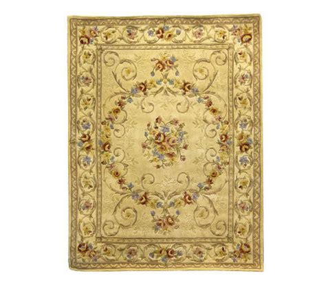 royal palace rugs royal palace marissa 7x9 handmade wool rug qvc