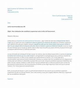 Delai Reponse Banque Pour Pret Immobilier : lettre de refus de cr dit immobilier que faire pretto ~ Maxctalentgroup.com Avis de Voitures