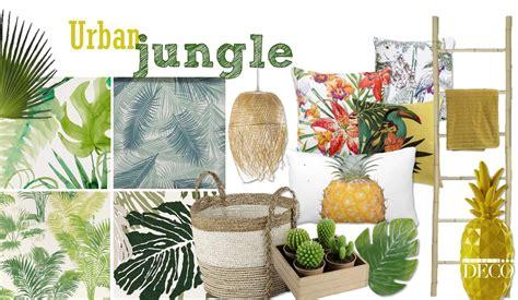 papier peint vinyl pour cuisine jungle la décoration à l 39 esprit tropical décoration et architecture d 39 intérieur home