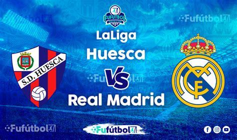 ᐉ Huesca vs Real Madrid en VIVO Online y en DIRECTO la ...