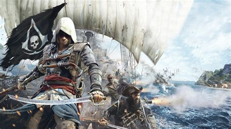 Follow the vibe and change your wallpaper every day! Assassins Creed 4 Black Flag Game Wallpapers | HD Wallpapers | ID #13058