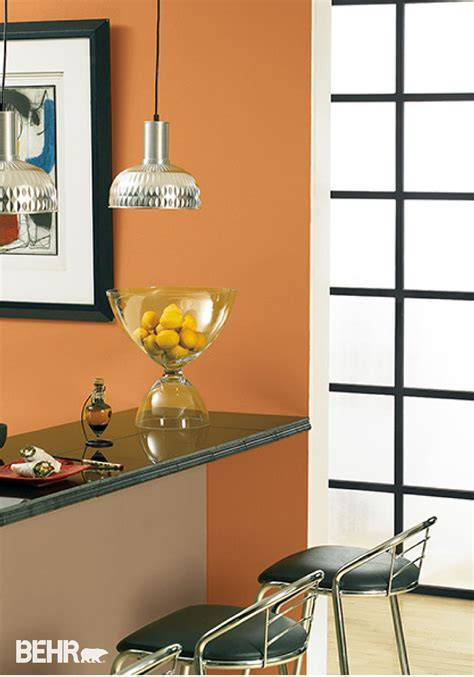 Pin on Orange Rooms