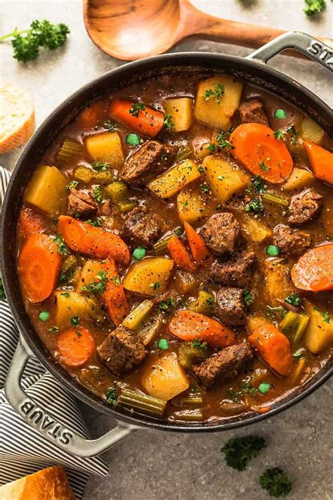 irish beef stew  keto options instant pot recipe