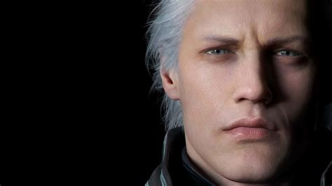 Only the best hd background pictures. Vergil With Gray Eyes HD Devil May Cry 5 Wallpapers | HD ...
