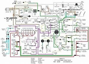 1978 T140 Wiring Diagram