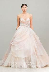 Lazaro spring 2016 wedding dresses photos bridescom for Lazaro wedding dresses 2016
