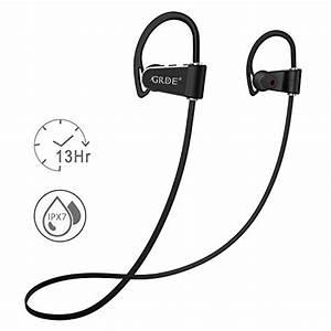 Bluetooth Kopfhörer In Ear Test 2018 : grde bluetooth kopfh rer in ear kopfh rer noise cancelling ~ Jslefanu.com Haus und Dekorationen