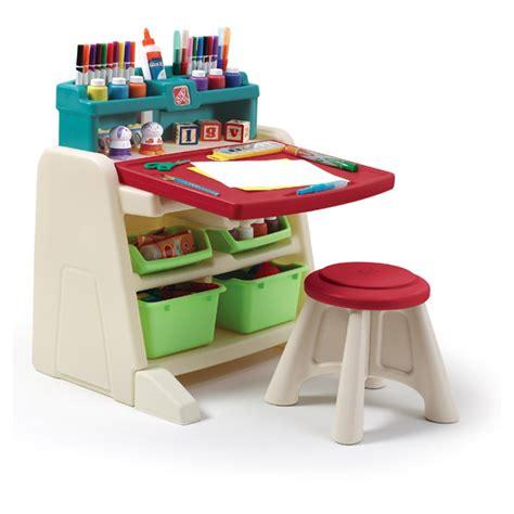 bureau 2 en 1 step 2 king jouet dessin et peinture step 2 jeux cr 233 atifs