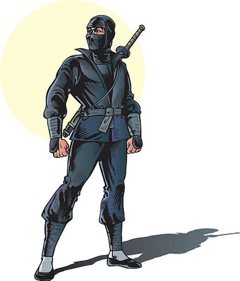 Best Ninja Illustrations Royalty Free Vector Graphics