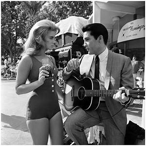 Ann-Margret and Elvis Presley 1963 Las Vegas ...