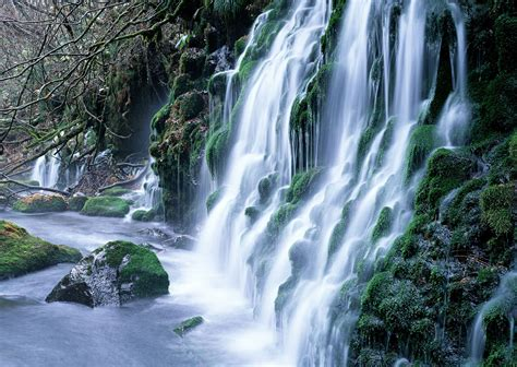 Mountains And Waterfall On Pinterest