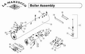 La Marzocco Linea Parts Diagram