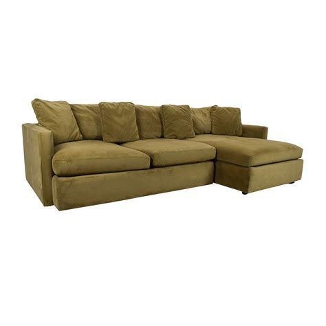 crate and barrel sectional 65 crate and barrel crate and barrel lounge ii