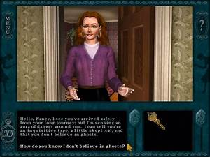 Nancy Drew Message In A Haunted Mansion Gameplay Free