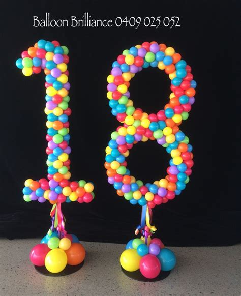 number decorations 1000 images about balloon numbers on 60th