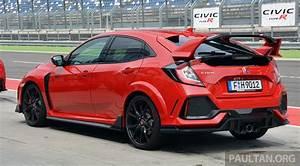 Civic Type R Fk8 : driven 2017 fk8 honda civic type r paradigm shift paul tan image 689062 ~ Medecine-chirurgie-esthetiques.com Avis de Voitures
