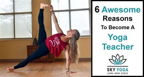 awesome reasons    certified yoga teacher
