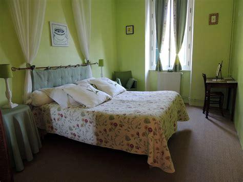 deco chambre verte inspiration ambiance chambre vert